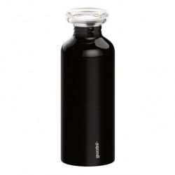 """Бутылка """"On the go"""", 650 мл, цвет: черный"""