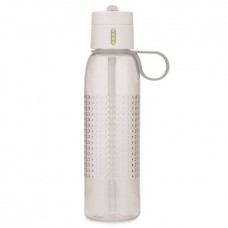"""Бутылка для воды """"Dot Active"""", 750 мл, цвет: белый"""