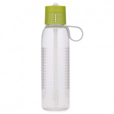 "Бутылка для воды ""Dot Active"", 750 мл, цвет: зеленый"