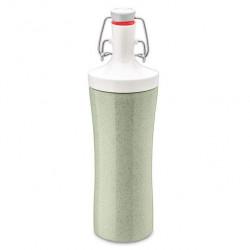 """Бутылка для воды """"Plopp to go"""", 425 мл, цвет: зеленый"""