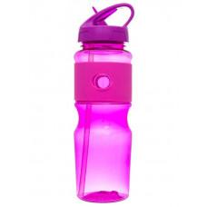 "Бутылка для воды ""Розовая"", 8x7.2x24 см, 700 мл"