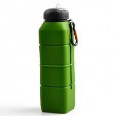 """Бутылка-динамик для воды Ace Camp """"Sound Bottle"""", оливковый"""