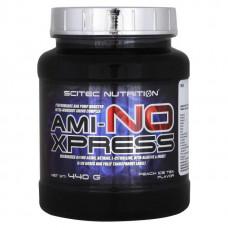 Scitec Nutrition Ami-NO Xpress, 440 г, вкус: холодный чай с персиком