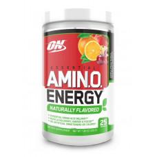 Optimum Nutrition Amino Energy Naturally Flavored, 225 г, вкус: фруктовый пунш