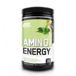 Optimum Nutrition Amino Energy Tea Series, 270 г, вкус: сладкий мятный чай