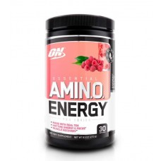 Optimum Nutrition Amino Energy Tea Series, 270 г, вкус: малина-черный чай