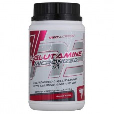 Trec Nutrition L-Glutamine Micronized T6, 300 капс