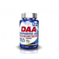 Quamtrax Nutrition Д-аспарагиновая кислота DAA D-Aspartic Acid, 120 капс