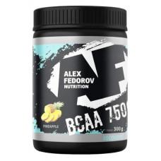 Alex Fedorov Nutrition BCAA 7500, 300 г, вкус: ананас