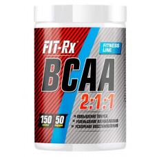 FIT-Rx BCAA 2:1:1, 150 капл, вкус: нейтральный