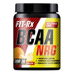 FIT-Rx Аминокислотный комплекс FIT-Rx NRG BCAA, 300 г, вкус: дыня