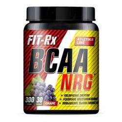 FIT-Rx Аминокислотный комплекс FIT-Rx NRG BCAA, 300 г, вкус: виноград