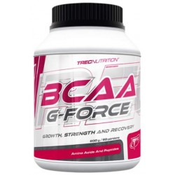Trec Nutrition BCAA G-Force, 300 г, вкус: апельсин