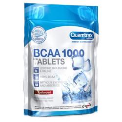 Quamtrax Nutrition Аминокислоты Quamtrax BCAA 1000, 500 таб