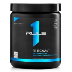 Rule One Proteins R1 BCAA, 213 г, вкус: ежевика