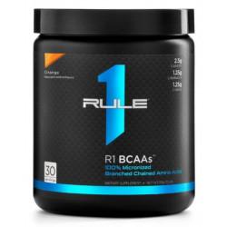 Rule One Proteins R1 BCAA, 213 г, вкус: апельсин