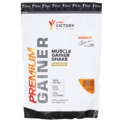Sport Victory Nutrition Premium Gainer, 1000 г, вкус: молочная карамель