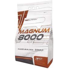 Trec Nutrition Magnum 8000, 3000 г, вкус: банан