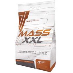 Trec Nutrition Mass XXL, 3000 г, вкус: ваниль