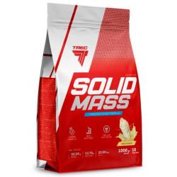 Trec Nutrition Гейнер Solid Mass, 1000 г, вкус: ваниль