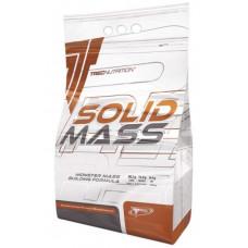 Trec Nutrition Гейнер Solid Mass, 3000 г, вкус: ваниль