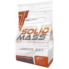 Trec Nutrition Гейнер Solid Mass, 5800 г, вкус: ваниль