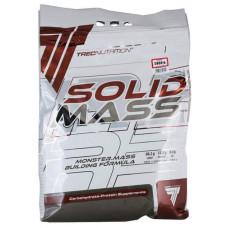 Trec Nutrition Гейнер Solid Mass, 5800 г, вкус: клубника