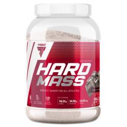 Trec Nutrition Гейнер Hard Mass, 900 г, вкус: шоколад