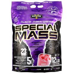 Maxler Special Mass Gainer, 5430 г, вкус: клубника