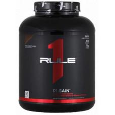Rule One Proteins R1 Gain, 2270 г, вкус: шоколадный крем