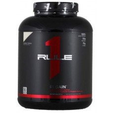 Rule One Proteins R1 Gain, 2270 г, вкус: ваниль-крем