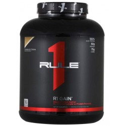Rule One Proteins R1 Gain, 2270 г, вкус: печенье-крем
