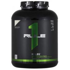 Rule One Proteins R1 LBS, 2700 г, вкус: ваниль-крем