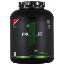Rule One Proteins R1 LBS, 2700 г, вкус: клубничный крем