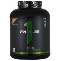 Rule One Proteins R1 LBS, 2700 г, вкус: печенье-крем