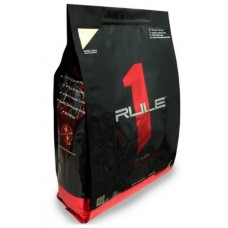 Rule One Proteins R1 Gain, 4500 г, вкус: ваниль-крем