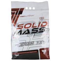 Trec Nutrition Гейнер Solid Mass, 5800 г, вкус: шоколад