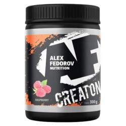 Alex Fedorov Nutrition CreatOn, 300 г, вкус: малина