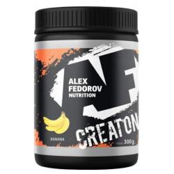 Alex Fedorov Nutrition CreatOn, 300 г, вкус: банан