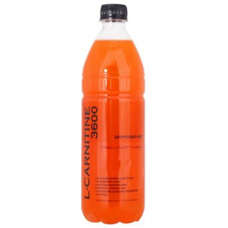 Red Star Labs Спортивный напиток L-Carnitine 3600, 750 мл, вкус: цитрус микс