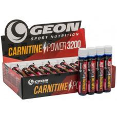 GEON Carnitine Power 3200, 20 амп, вкус: тархун