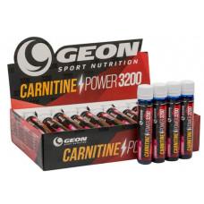 GEON Carnitine Power 3200, 20 амп, вкус: фруктовая смесь