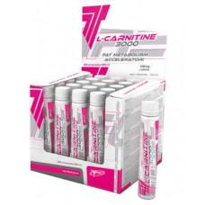 Trec Nutrition L-Carnitine 3000 25 мл, 25 амп, вкус: абрикос-миндаль