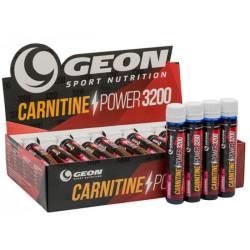 GEON Carnitine Power 3200, 20 амп, вкус: лимон-лайм