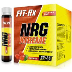 FIT-Rx NRG Xtreme, 20 амп, вкус: вишня