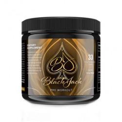 Black Line Supplements Black Jack - предтренировочный комплекс, 165 г, вкус: лимон