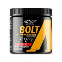 Action Nutrition Bolt Extreme Energy, 232 г, вкус: фруктовый