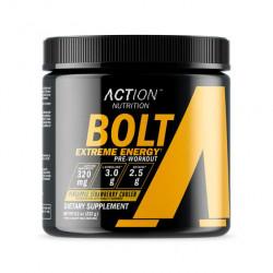 Action Nutrition Bolt Extreme Energy, 232 г, вкус: ананас-клубника