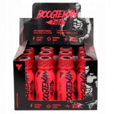 Trec Nutrition Предтреник Boogieman fuel 100 мл, 12 шт, вкус: грейпфрут-лайм