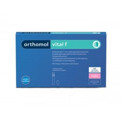 Orthomol Витамины для женщин Vital F, таблетки и капсулы, 240 шт
